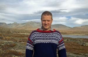 Erik Kirkvold, leder for Snøscooterklubbenes Fellesråd.