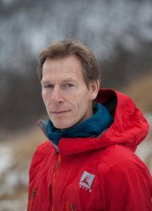 Rune Engeset, leder for Snøskredvarslingen hos NVE.