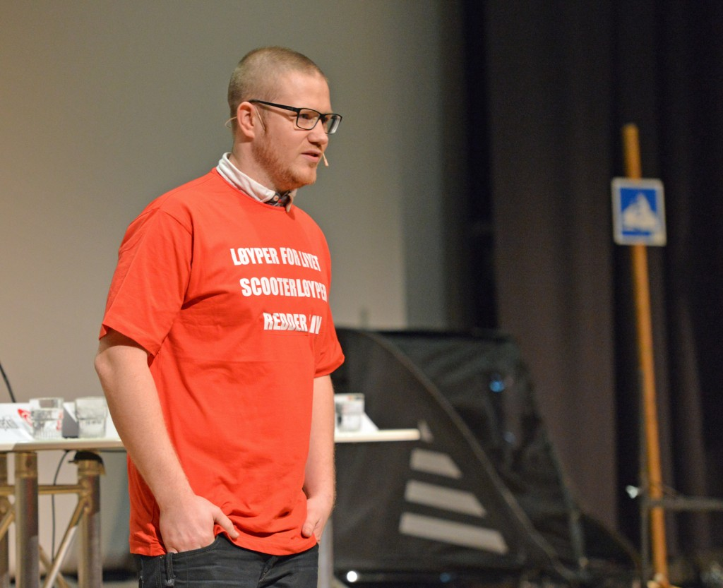 Erik Kirkvold, leder for Snøscooterklubbenes Fellesråd, har følgende oppfordring: - Sett deg inn i og følg gjeldende lokalt regelverk. Ikke vær den som ødelegger for alle andre.