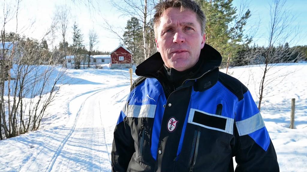 Jan Erik Nordnes, Fulufjellet.