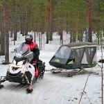Snøscooter-løyper har vært stor suksess i Engerdal, med økt bolyst, flere arbeidsplasser og folk som flytter tilbake til kommunen.